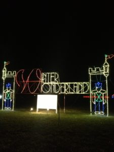 Winter Wonderland Toy Soldier Entrance at Croco Built by the Topeka Foundry and iron Works TARC Topeka